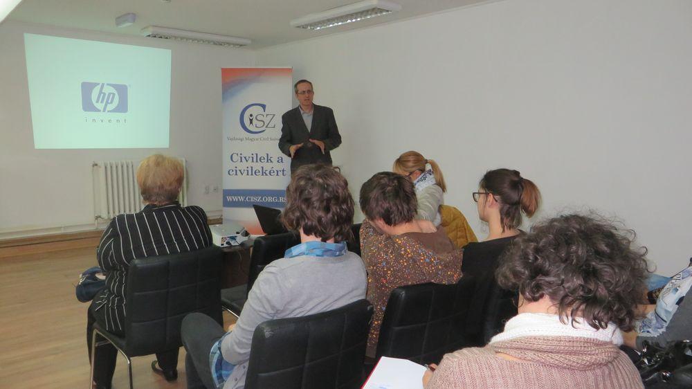 Regionális Civil Tájékoztató Fórum Magyarkanizsán