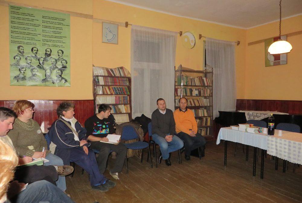 Civil Tájékoztató Fórum Bácskossuthfalván