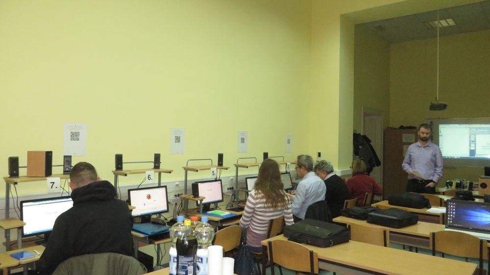 Interaktív képzés a civil szervezetek részére