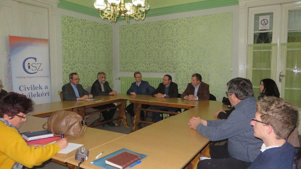 A vajdasági civil szervezetek regisztrációját is várják az új civil portálra
