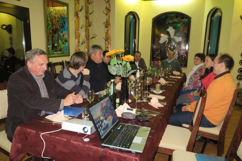 Csapatépítő találkozó a Civil Központok részére
