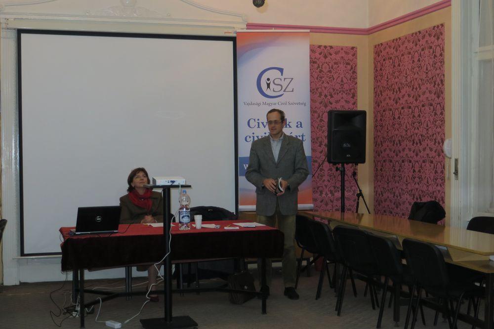 A Vajdasági Magyar Civil Szövetség Közgyűlése 2014