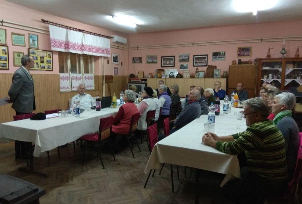 Civil Tájékoztató Fórum Hertelendyfalván